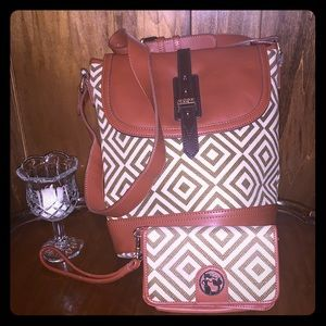 Spartina 449 Purse with matching wallet